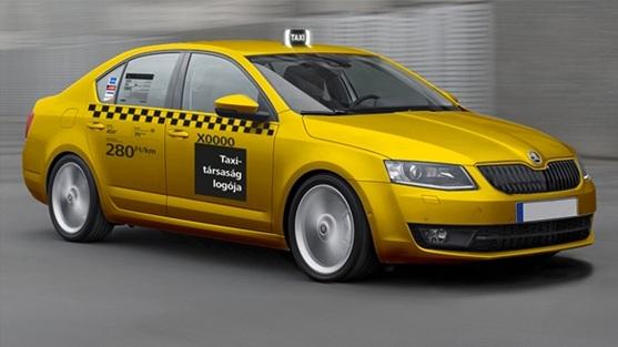 jó sárga taxi